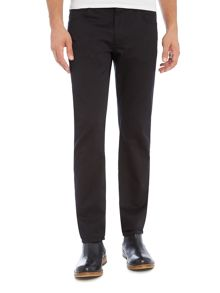 Versace Jeans Regular fit stretch black jeans