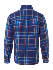 Original Penguin Boys Large Check Shirts