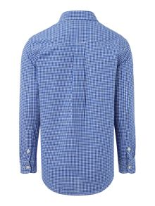 Polo Ralph Lauren Boys Checked Poplin Shirt