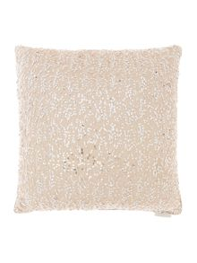 Kylie Minogue Rose shell cushion 50x50cm