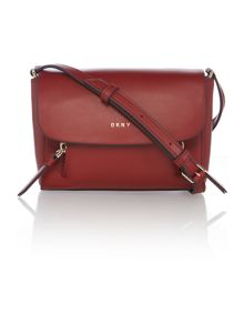 DKNY Greenwich red cross body bag