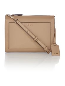 DKNY Saffinao neutral med box cross body bag
