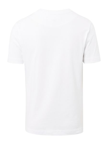 Lyle and Scott Boys Short Sleeve Solid Small Logo T-shirt