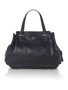 Nica Ava black medium tote bag