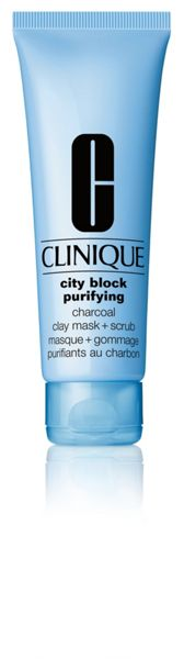Clinique City Block Charcoal Mask and Scrub 100ml