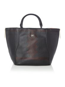 Nica Hayley black tote bag