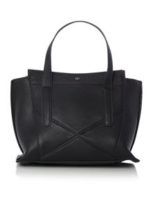 Nica Nabi black med tote bag