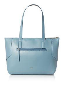 Nica Charlotte blue medium tote bag