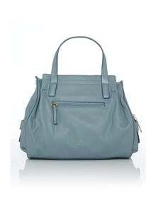 Nica Ava blue medium tote bag