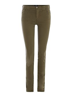 J28 orchid mid rise skinny jean