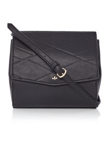 Nica Mina black cross body bag