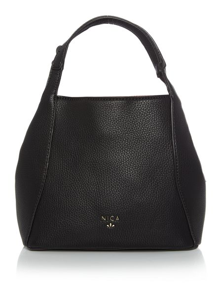 Nica Twee black cross body bag