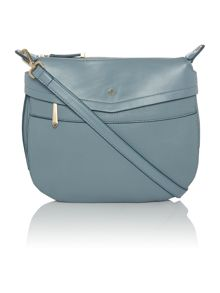 Nica Finn blue cross body bag