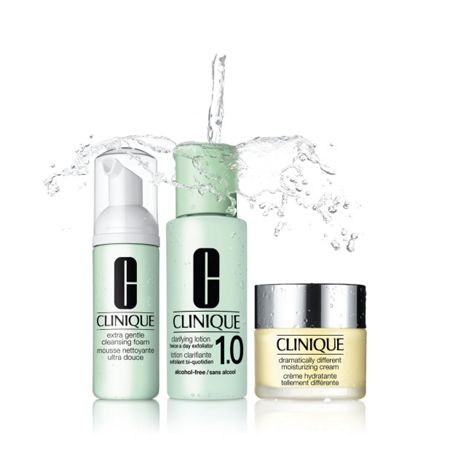 Clinique Extra Gentle Intro Kit