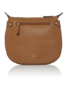 Nica Finn brown cross body bag
