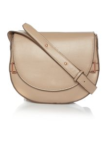 Nica Mila neutral cross body bag