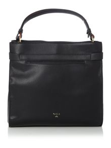 Nica Corina black medium hobo bag