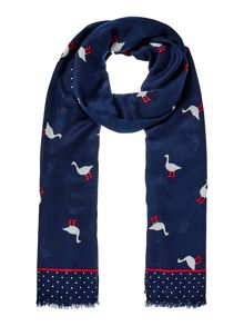 Dickins & Jones Goosey Lucy Print Scarf
