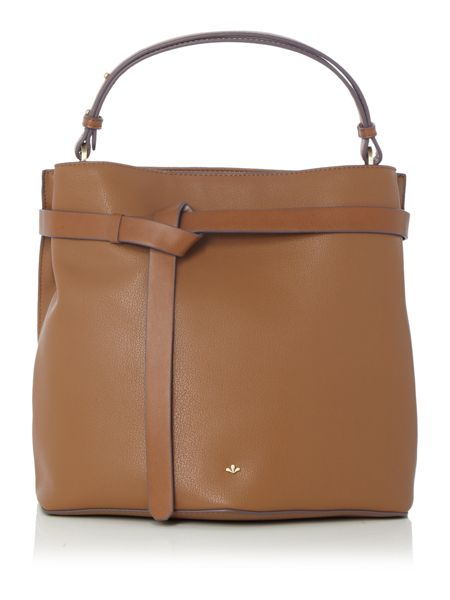 Nica Corina brown medium hobo bag