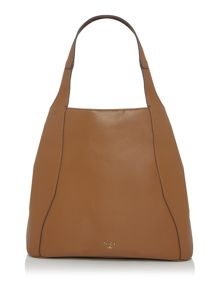 Nica Twee brown medium hobo bag