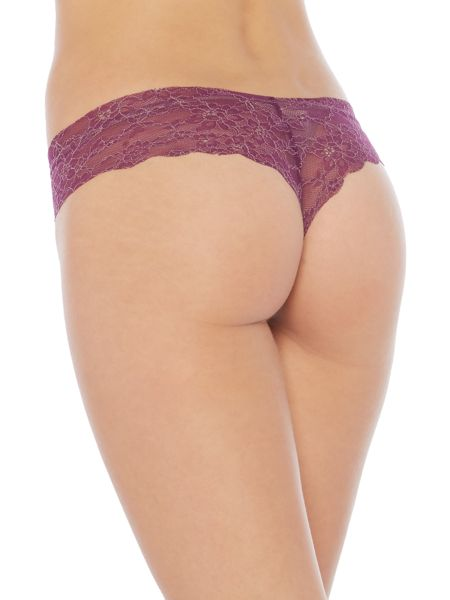Sloggi Light lace 2.0 brazil panty