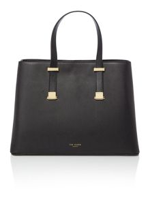 Ted Baker Alissaa black large tote bag