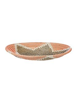 T - Kamina orange trim tray