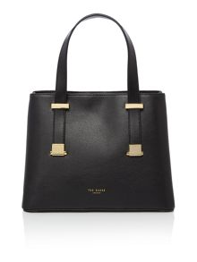 Ted Baker Lexia black medium tote bag