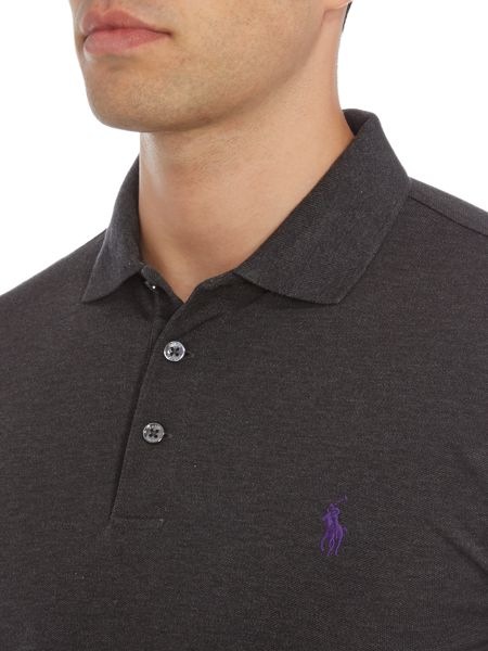 Polo Ralph Lauren Stretch mesh slim fit short sleeve polo
