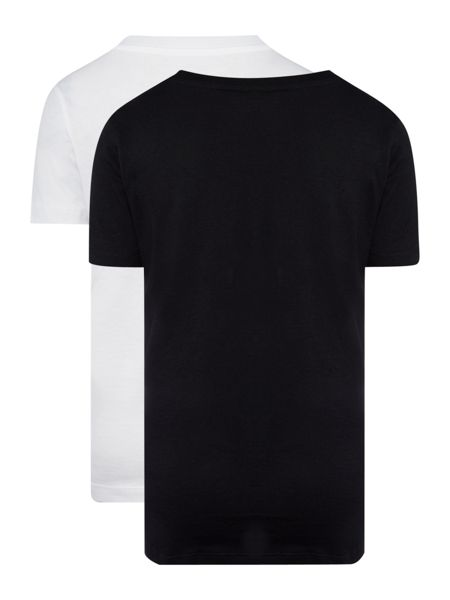 Calvin Klein Boys 2 Pack Big Logo T-Shirts