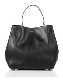 DKNY Greenwich black bucket bag