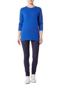 Dickins & Jones Beth Blister Textured Jumper