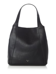 Nica Twee black medium hobo bag