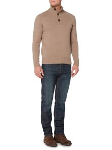 Howick Colorado Funnel Neck Jumper