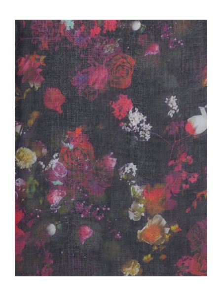 Therapy Floral Blooms Print Scarf