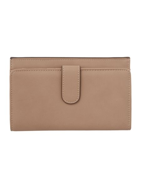 Nica Kayla neutral large flap over purse