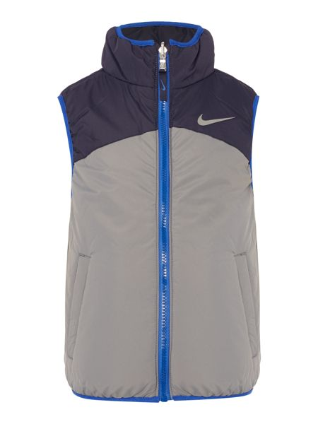 Nike Boys Reversible Padded Gilet