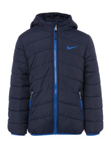 Nike Boys Hooded Padded Jacket
