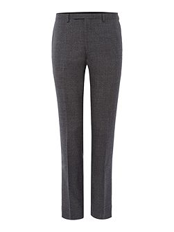 Parsons Slim Fit Textured Suit Trouser