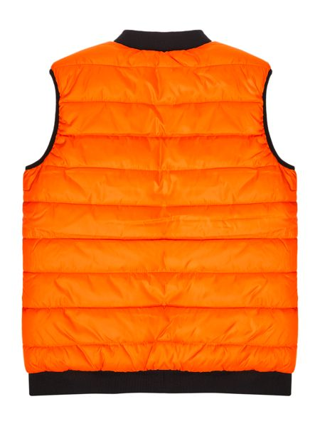 DKNY Boys Sleeveless jacket