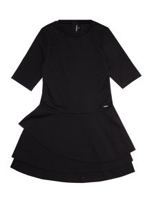 DKNY Girls: Short sleeve dress