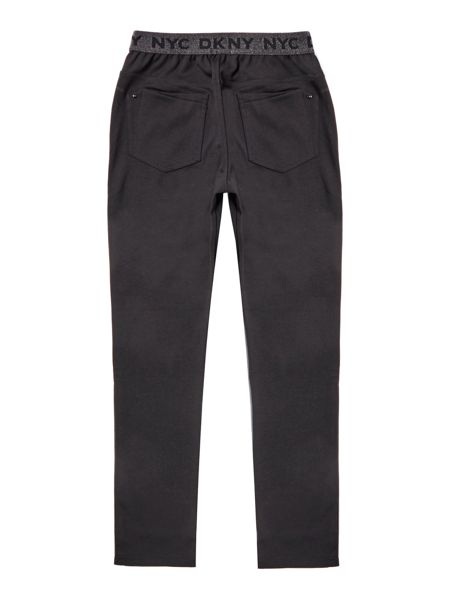 DKNY Girls Milano jeggings