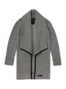 DKNY Girls Long sleeve cardigan