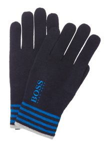 Hugo Boss Boys Knitted Gloves