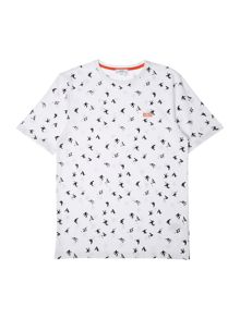 Hugo Boss Boys Cotton T-Shirt