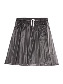 Une Fille Girls Mesh Skirt