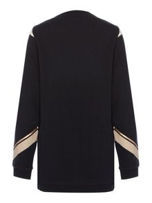 Une Fille Girls Long Sleeve Sweater