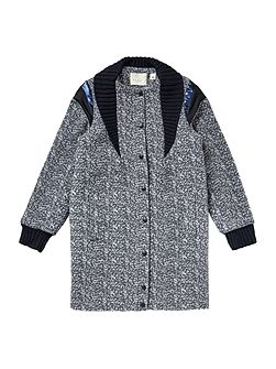 Girls Woollen Coat