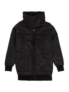 Une Fille Girls Puffer Jacket
