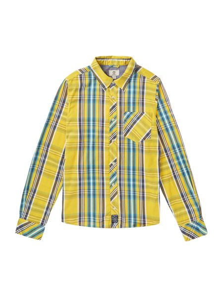Timberland Boys Long sleeve shirt